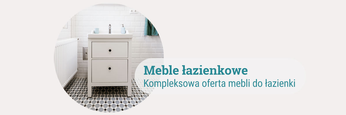 meble łazienkowe ABA MEBLE