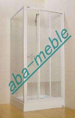 Besco kabina prysznicowa z brodzikiem