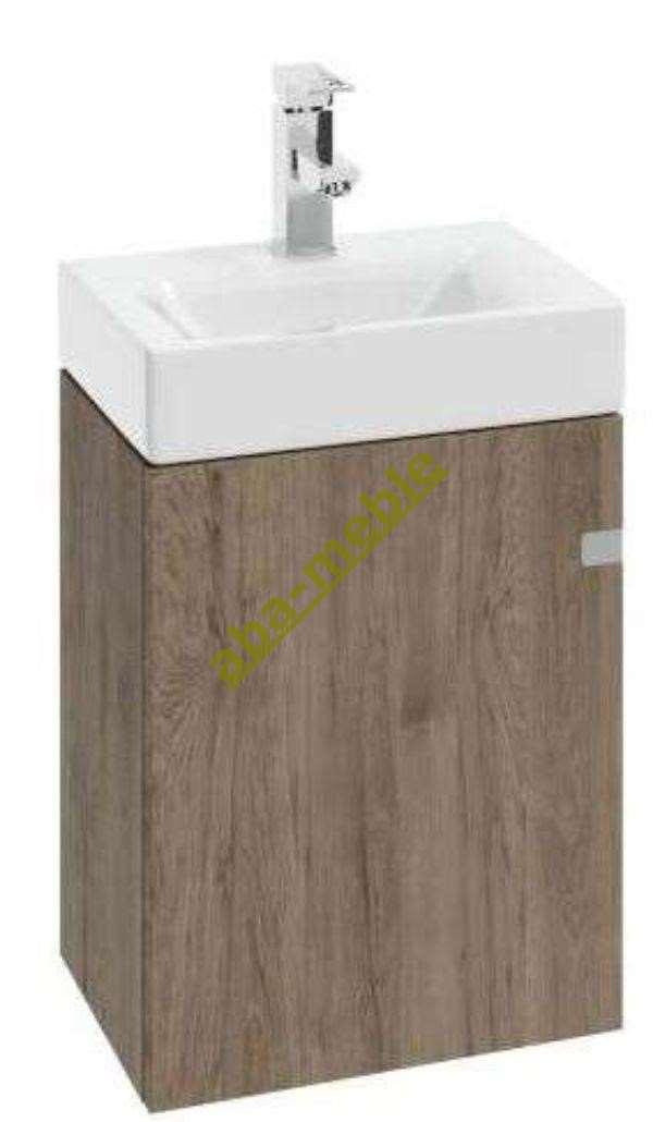 Defra szafka pod umywalke z blatem