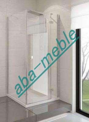Omnires kabiny prysznicowe z brodzikiem