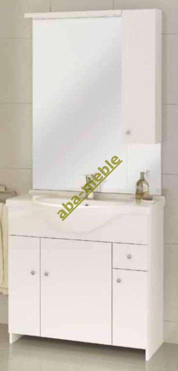 szafka pod umywalke z blatem Excellent