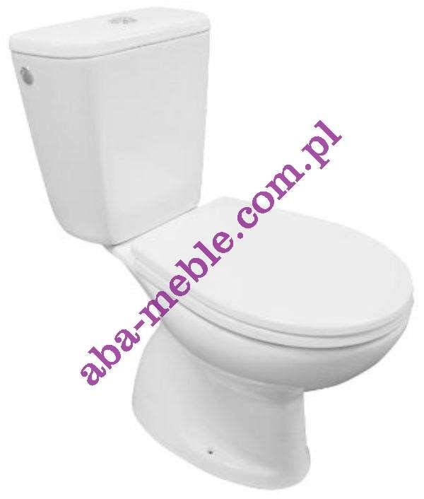 Laufen miska wc bez kolnierza